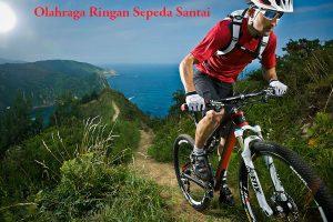 Olahraga Ringan Sepeda Santai