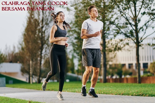 Olahraga Yang Cocok Bersama Pasangan